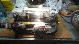 KEY CUTTING MACHINE CYCLONE 101B KEY BLANKS WITH 4 BOARDS