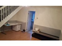 Furnished 2 bed semi detached with parking