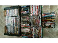 211 Assorted DVDs