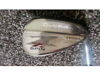 Taylormade z spin wedge