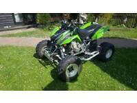 Quad bike (road leagal)