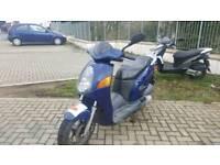 Honda 125cc MOT till Dec 21st