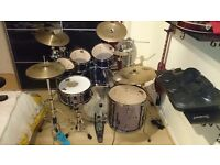 Tama Hyperdrive Superstar, full kit for sale - £670