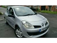 Renault clio 1.2 petrol low milage