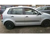 2002 Volkswagen polo 1.2 spares or repair