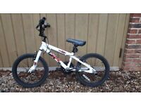 Kids BMX Bike for ages 5-7yrs