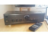 "TECHNICS SU-V620 Mark 2 ""NEW CLASS A"" + Original Remote = VERY CLEAN!"