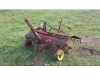 Fahr Rotovator 5 foot £475 plus vat £570