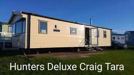 Caravan for rent Craig Tara. (£50 is deposit only)