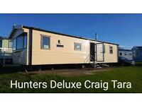 Caravan for rent Craig Tara. (£50 is deposit only)