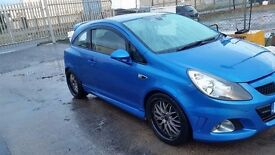 Vauxhall corsa vxr for sale or swap