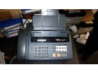 Philips Fax Jet 525 Plain Paper Fax Machine