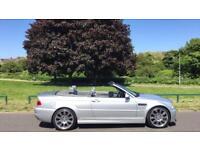 2003 BMW M3 50K MILEAGE!!! 3.2 SILVER CONVERTIBLE PX/SWAP S3 GTI RS4