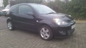 Automatic Ford Fiesta. .. Only 32,000 miles !