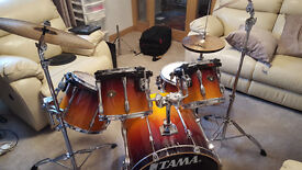 Fantastic drum set and Gear - Great condition.