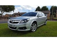08 vauxhall vectra SRI CDTI 150 in lovely condition