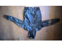 Sergio tachini leather jacket