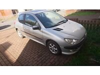 2001 peugeot 206 1.4 Quicksilver Project / spares.