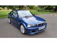 BMW E46 2.5 Petrol Automatic 12 months MOT