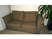 Sofa Bed, 2 seat, Used