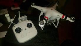 Dji phantom vision + v3 Drone