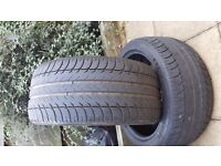 Tyres 18 235/40