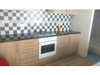 One double bed flat including all bills to let