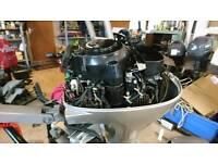 10hp Honda outboard engine