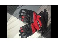 Buffalo motorcycle gloves