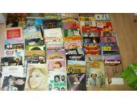 £1each Over 50 Vinyl for Sell