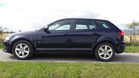 Audi A3 SE 138 TDI - Excellent Condition - Low Mileage