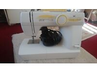 sewing machine toyota as new