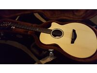Faith FVTB Trembesi Venus Electro Acoustic Guitar - Brand new