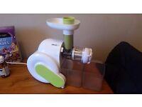 ElectrIQ Horizontal Slow Juicer HSL600