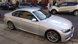BMW 320i Msport Coupe FSH Petrol