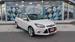 2013 Ford Focus Titanium-ALL IN PRICING-$97 BIWKLY+HST/LIC