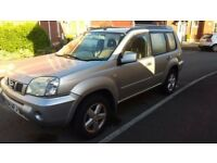 Nissan X Trail 2.2dci For Sale (Full Service History!!)