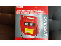CarPoint Jump pack, Booster pack, battery pack with air compressor.