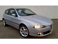 2005 [55] ALFA ROMEO 147 T SPARK LUSSO 2.0 FULL LEATHER 1 YEARS MOT(PART EX WELCOME)