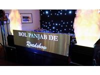 Bol Panjab De Roadshow - The Number 1 DJ for all your Entertainment needs!