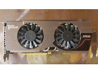 MSI Twin Frozr III R7950 3GB (3072MB) Graphics Card