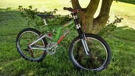 Vintage iron horse sgs g spot dh freeride bike