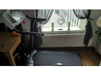 Vfit electric running machine