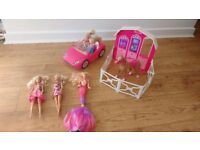 Barbie job lot