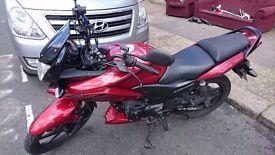 SALE OR SWAP FOR CAR, HONDA CBF 125 2013 - 15k Miles only + Extras*