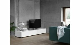 1 TV - Media unit with storage from BO CONCEPT
