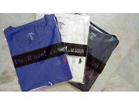 Ralph Lauren Round neck Tshirt For wholesale Only
