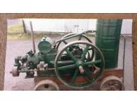 Ruston hornsby ARP 5th stationary engine