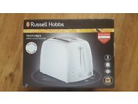 Toaster russell hobs brand new in box