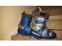 Lange ladies' ski boots UK size 2.5 barely used